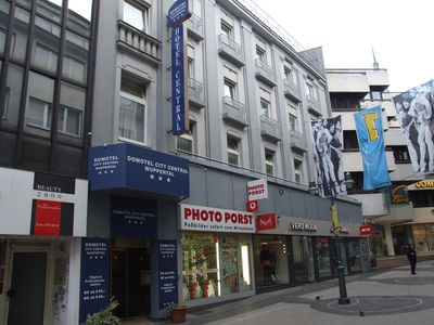 Hotel Central Wuppertal