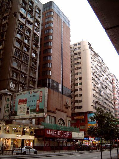 Hotel Majestic Hongkong