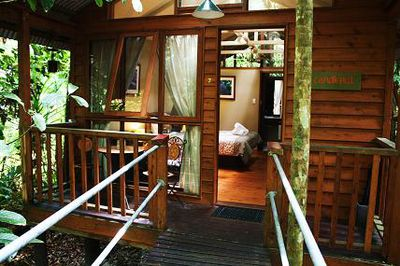 Hotel Daintree Wilderness Lodge