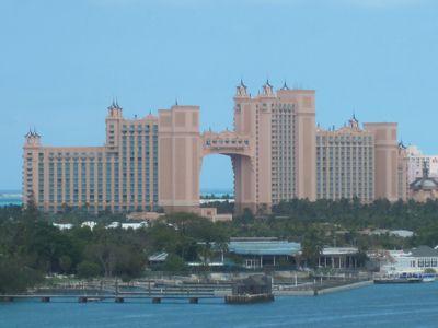 Hotel Atlantis Paradise Island - Beach Tower