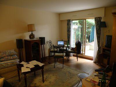 Appartement Paris-Auteuil