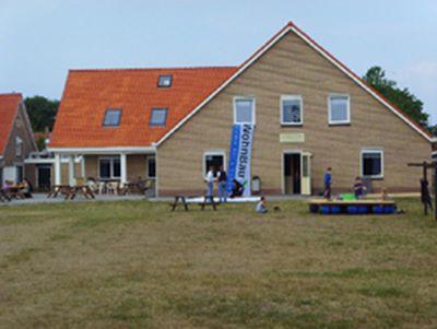 Vakantiehuis Groepsaccommodatie Paasduin