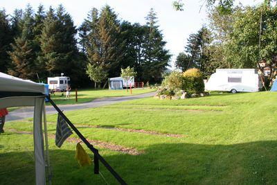 Camping Pen y Bont Touring & Camping Park