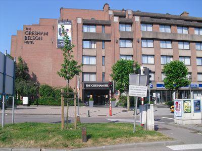 Hotel Gresham Belson Brussels