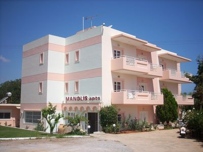 Appartement Manolis