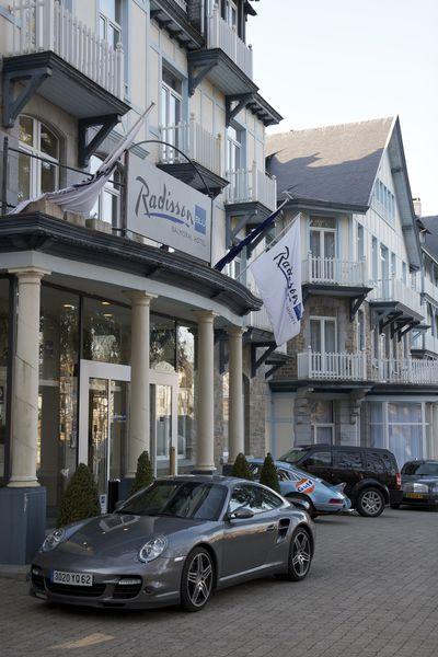 Hotel Radisson Blu Balmoral