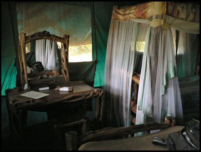 Camping Ndololo Safari Camp