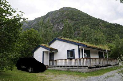 Vakantiehuis Eidfjord Hyttegrend