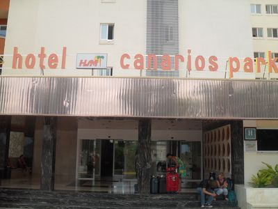 Hotel Canarios Park