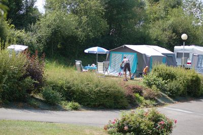 Camping Capfun Les Falaises