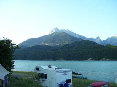 Camping Lac du Sautet