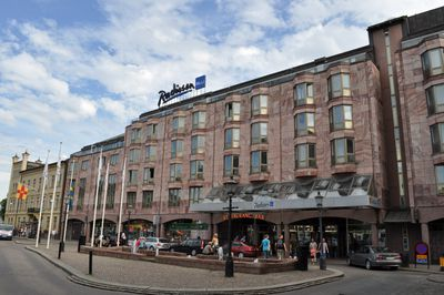 Hotel Radisson Blu Scandinavia Gothenburg