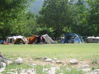 Camping Mas de la Cam