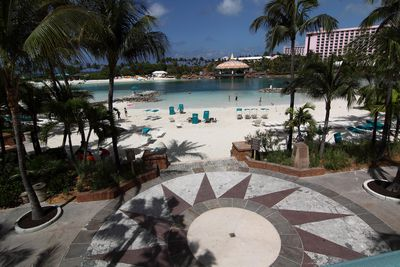 Hotel Atlantis Paradise Island -The Cove Atlantis