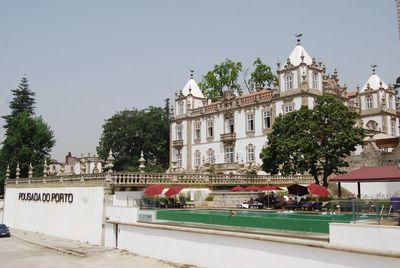 Hotel Pousada do Porto-Palácio do Freixo