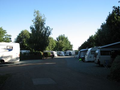 Camping Crystal Palace Caravan Club Site