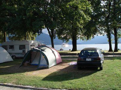 Camping Tamaro