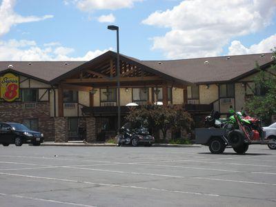 Hotel Super 8 Moab, UT