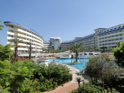 Hotel Crystal Admiral Resort Suites&Spa