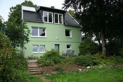 Vakantiehuis Das Grüne Haus