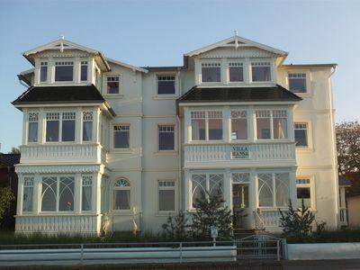 Appartement Villa Hansa