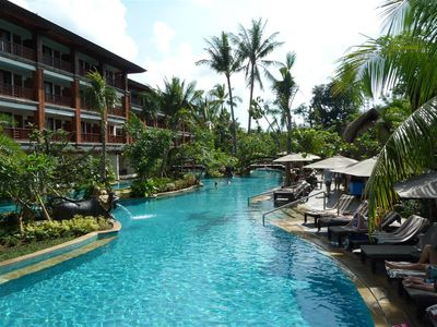 Hotel Padma Resort Bali at Legian