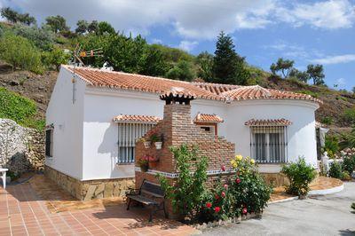 Vakantiehuis Cortijo La Rijana