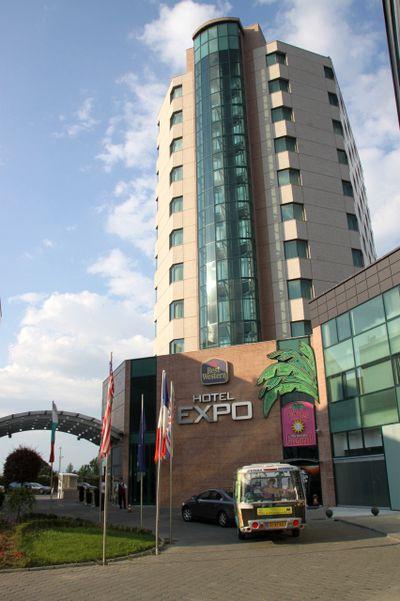 Hotel Best Western Expo