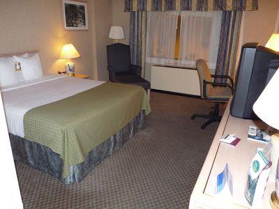 Hotel Holiday Inn Select Montréal Centre-Ville