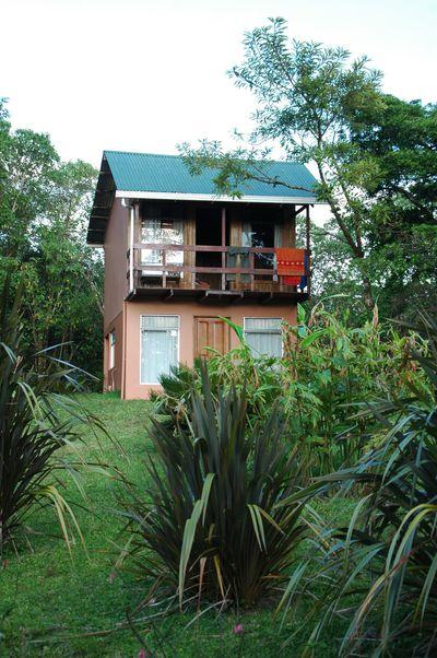 Bungalow Cabanas Valle Campanas