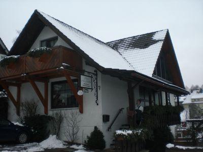 Appartement Haus am Schultal