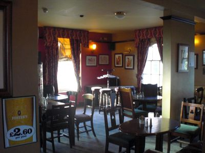 Bed and Breakfast The Earl of Derby
