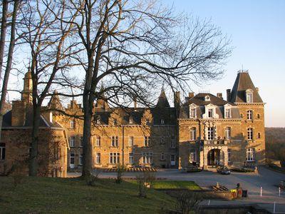 Hotel Chateau de la Poste
