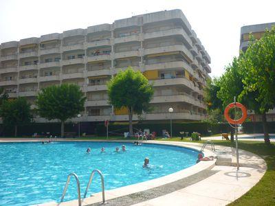 Appartement Sevílla / Córdoba / Jérez (Complejo Living Park)