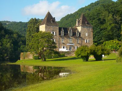 Camping Chateau Le Gibanel