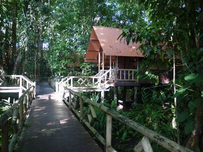 Hotel Evergreen Lodge Tortuguero