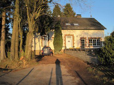 Appartement Eifelhaus 24