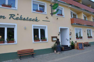 Hotel Gasthaus Zum Rebstock