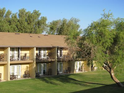 Hotel Furnace Creek Ranch