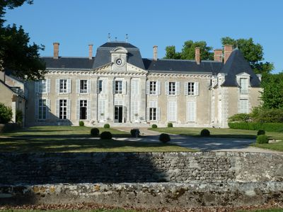 Bed and Breakfast Château La Touanne