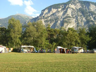 Camping Du Monument