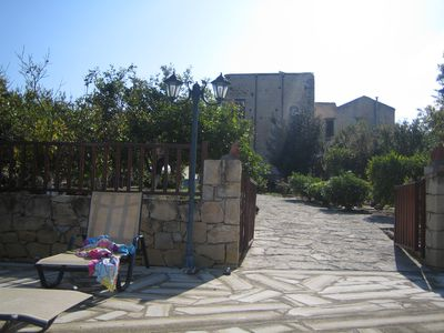 Villa Pirgos of Hamalevri