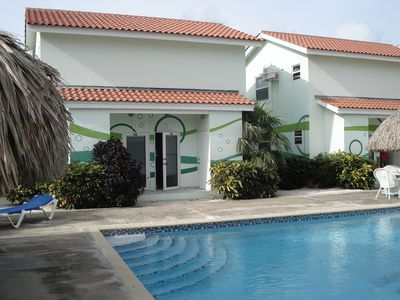Appartement Bonbini-appartementen Curaçao