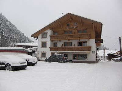 Pension Bergland Biberwier
