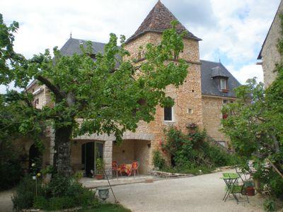 Vakantiehuis Domaine de Montsalvy