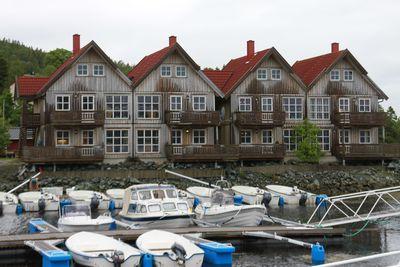 Appartement Skarnsundet Fjordsenter