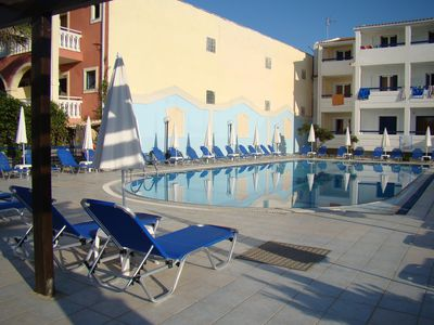 Hotel Gianopoulos Beach