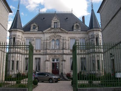 Bed and Breakfast Chateau d' Egleny