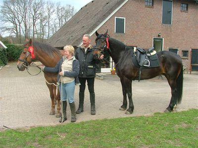 Appartement Paardenboerderij Meulegoorn