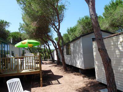 Camping Torre del Porticciolo (Glamping)